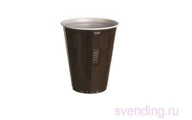 Пластиковые стаканы h80 d70,3  (111) 100шт