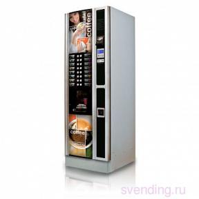 Кофейный автомат Unicum Rosso (Можно на улицу)
