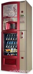 Комбинированный автомат Saeco Diamante (красный)