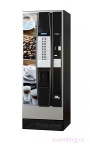 Кофейный автомат Saeco Cristallo 400 (черный)
