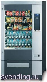 Снековый автомат GPE Vendors DRX 50