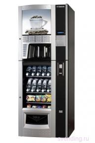 Комбинированный автомат Saeco Diamante (черный)